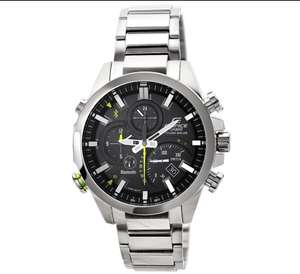 Casio EQB-501D-1AER Edifice Solar Time Traveller Bluetooth Chronograph Watch - W1440 £162.50 @ F Hinds