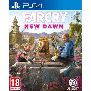 Far Cry New Dawn PS4/Xbox One for £16.19 delivered with code @ 365Games