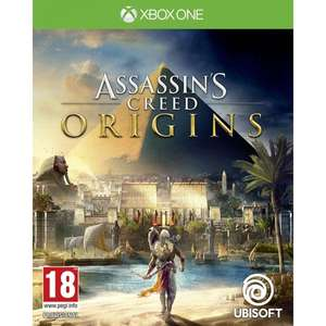 Assassin's Creed Origins Xbox One £12.95 with code delivered @ 365games