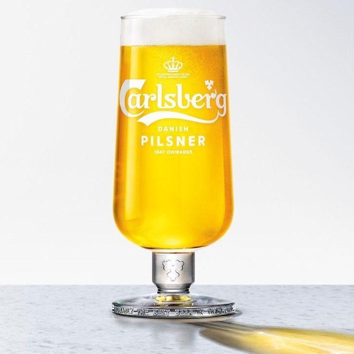 Free Pint of Carlsberg Danish Pilsner at Participating Venues