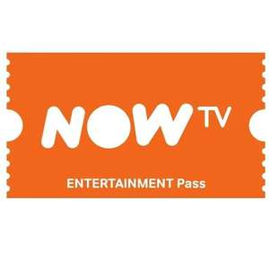 Free 6 month Now TV entertainment pass (Vodafone customers only)