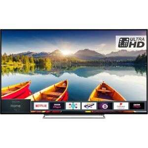 "Toshiba 65U5863DB 65"" Smart 4K Ultra HD TV, HDR10, Dolby Vision and Freeview Play - £474 using code @ eBay / AO"
