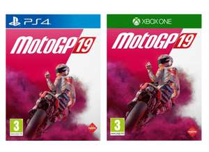 Moto GP 19 (PS4 / Xbox One) - £29.85 delivered @ Boss_Deals eBay