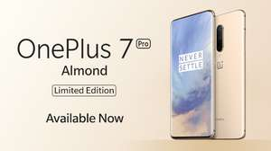 Oneplus 7 Pro Almond - Limited Edition Now on Sale - £699 @ OnePlus