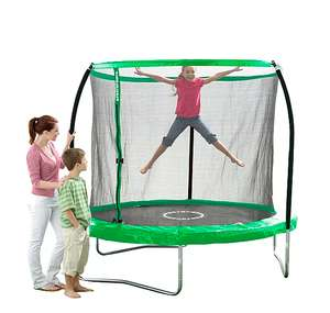 Sportspower 8ft trampoline with safety net - £75 instore @ Asda Boldon