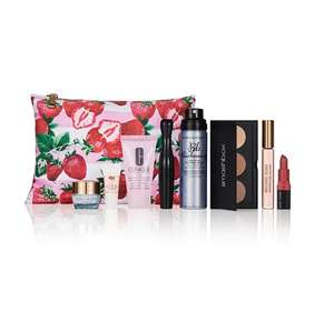 The British Summer Time Beauty Box + FREE 3 Samples stack just £28 delivered using code @ Smash Box