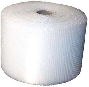 Bubble wrap 500mm x 10m only £1.89 free delivery @ Amazon sold by Elite Packaging