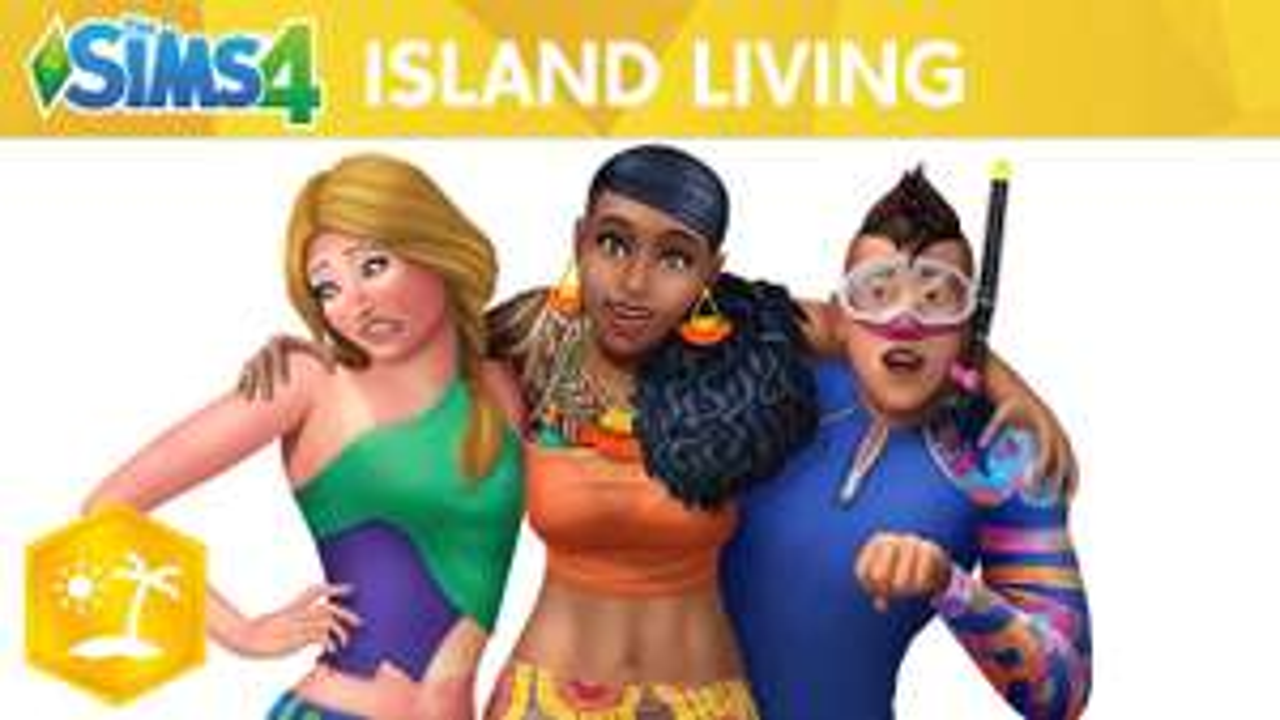 31% Off Sims 4 Island Living Code- £23.99 @ CDKeys