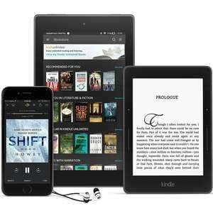 Amazon Kindle Unlimited - 3 months free with Prime Day