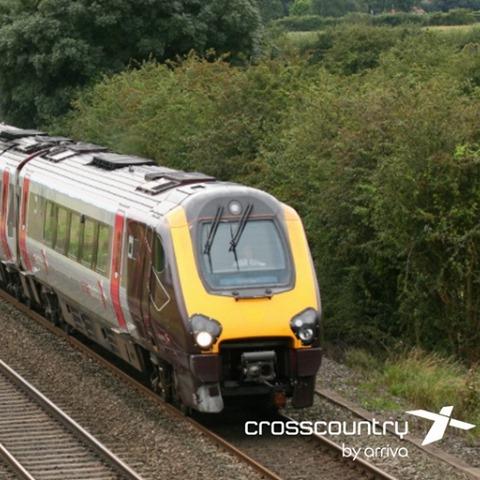20%* off CrossCountry Advance train tickets