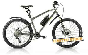 "Gtech eScent 650b Electric Mountain Bike - 27.5"" £1000 - now £850 with code @ Halfords"