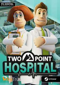 [Steam] Two Point Hospital: Healthy Collection (Inc Bigfoot and Pebberley Island DLC) - £11.82 - Steam
