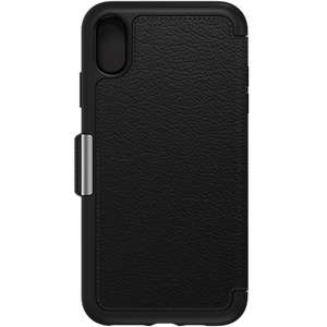 Otterbox iPhone Xs Max Strada Flip Leather Case £19.99 @ O2