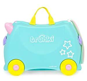 Trunki Una the Unicorn Ride-on Suitcase £33.99 @ Boots