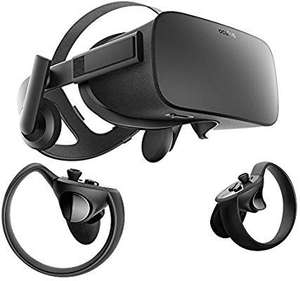 Oculus Rift CV1 With Oculus Touch Controllers and 6 Games Bundled - £349 @ Amazon