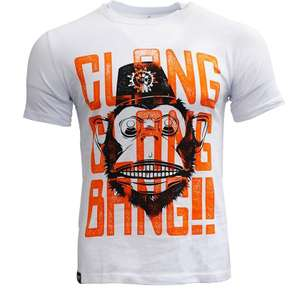 Good Selection of T-shirts only £4.99 delivered @ GeekStore e.g CoD Monkey Bomb / Deadpool / Ni No Kuni / Watch Dogs 2  / PlayStation + more