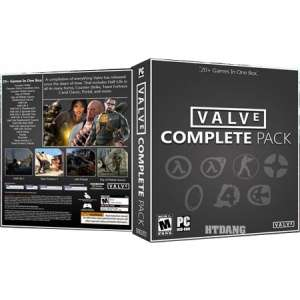 Valve Complete Pack - Half-Life, Portal , Counter-Strike, Left 4 Dead (PC) - £8.04 @ Steam