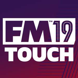 Football Manager Touch 19 Android reduced to £6.99 on Google Play store