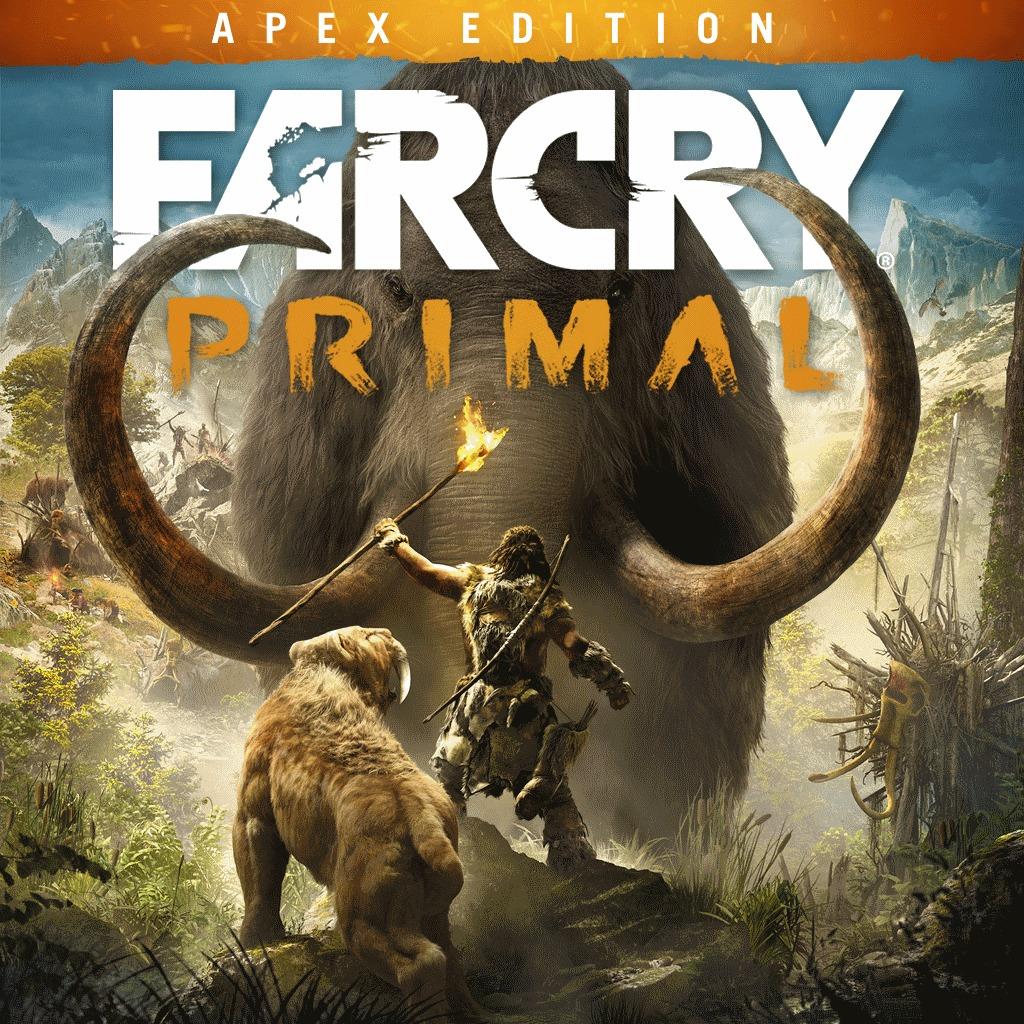 Far Cry Primal - Apex Edition £7.99 @ PSN