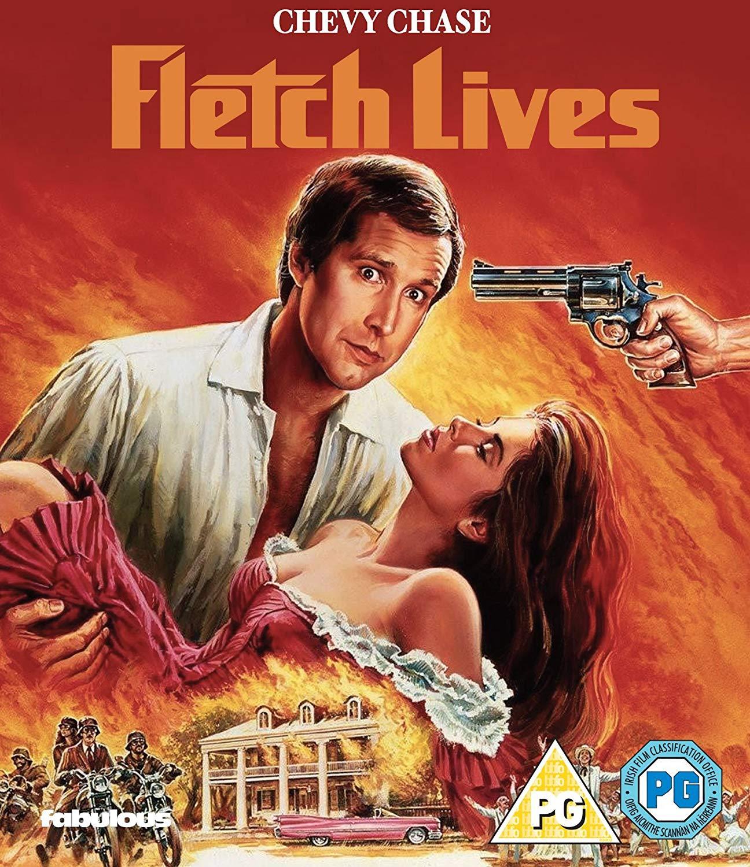 Fletch Lives [Blu-Ray] - Chevy Chase - £5.99 @ Amazon - Prime / Non-Prime - £8.98