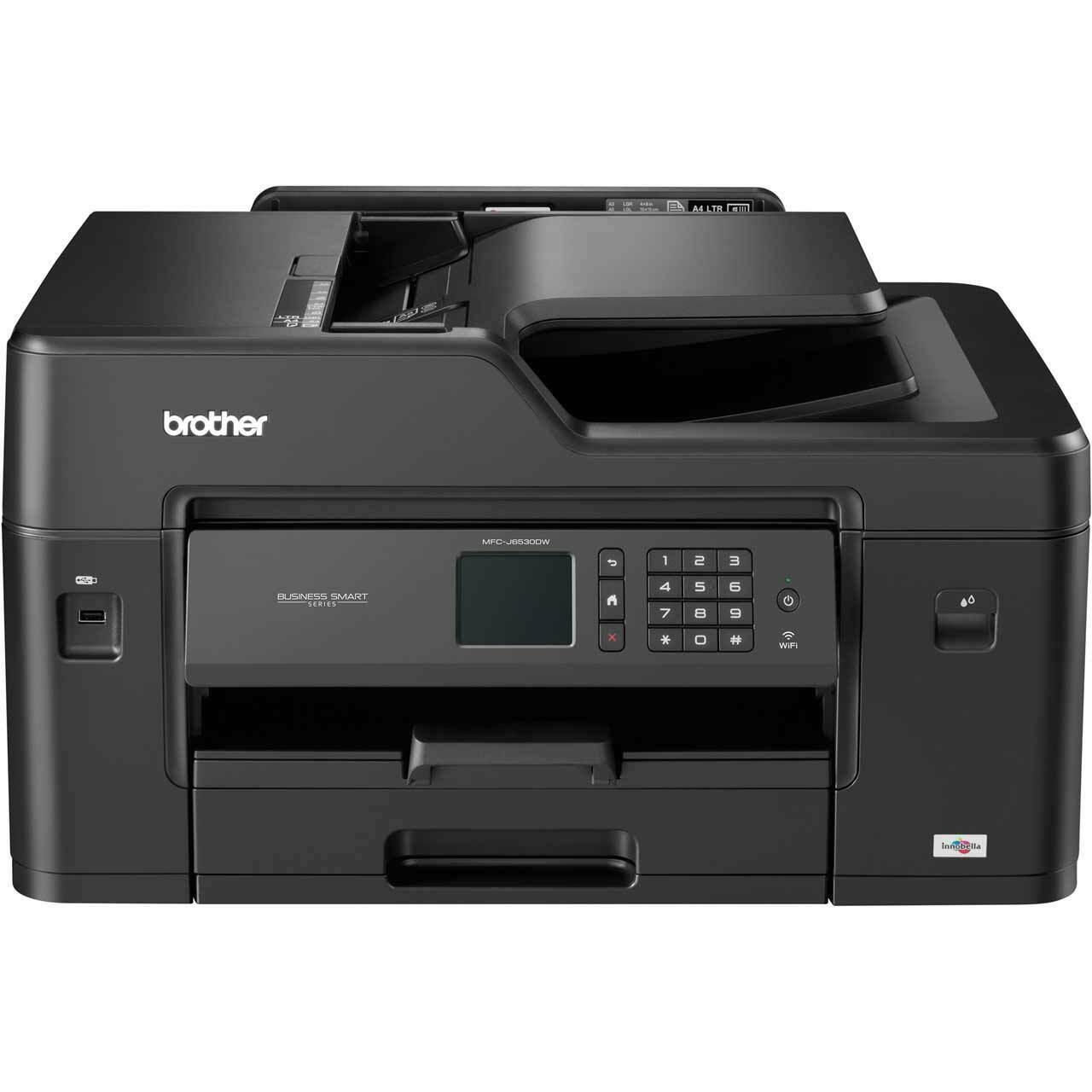 Brother Printer MFC-J6530DW All-In-One Inkjet Printer £119.20 + £60 cashback at  AO on eBay