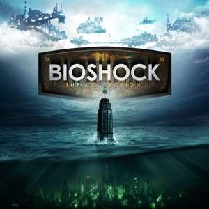 BioShock: The Collection PS4 £7.39 @ Playstation Store