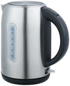 Cookworks Illuminated Kettle - Brushed Stainless Steel for £11.99 @ Argos (Free C&C / or Russell Hobbs 20444 Pennine £17.99)