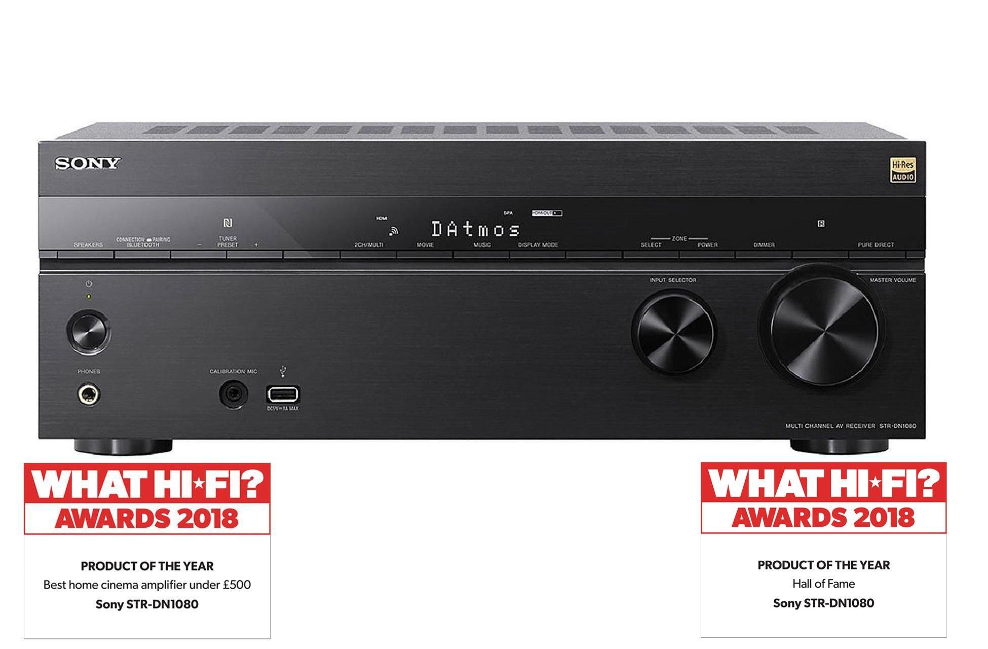 Sony STR-DN1080 AV Receiver £349 @ Richer Sounds (Instore only)