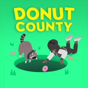 Donut County (PS4) £6.49 @ PlayStation Store
