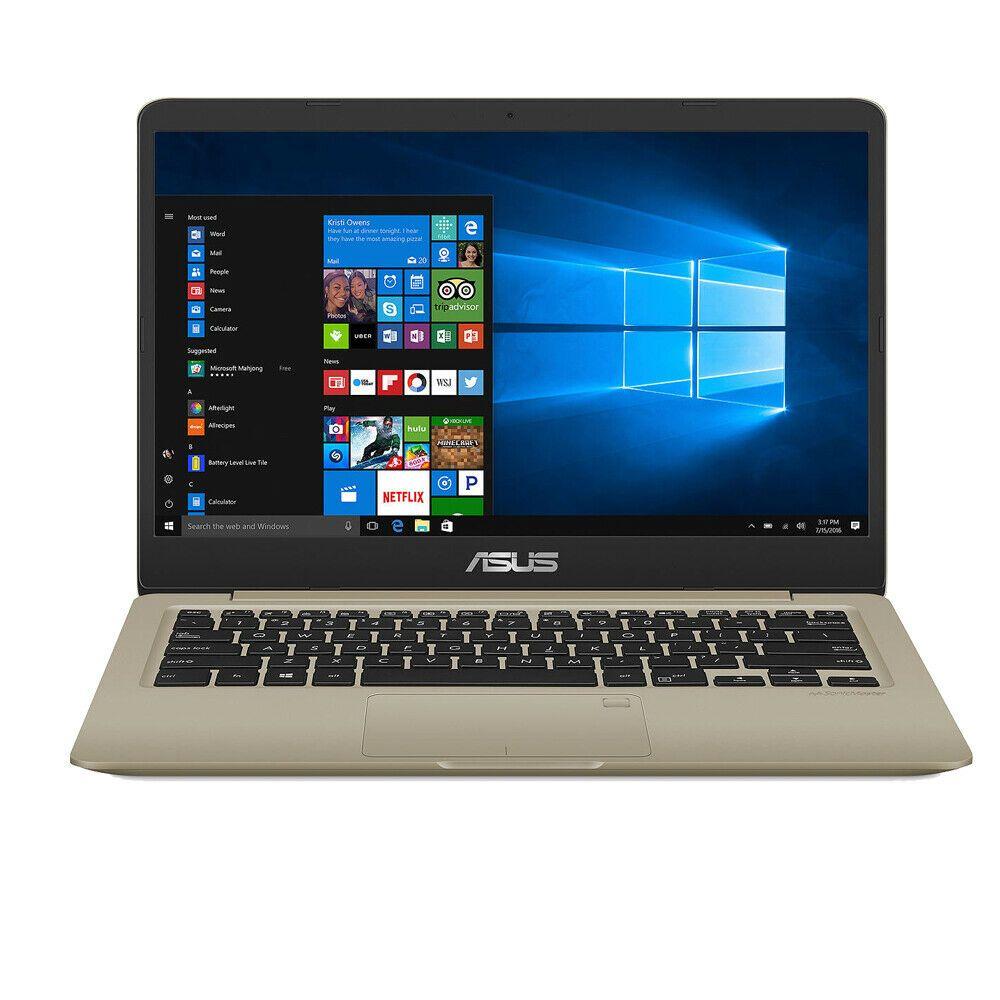 "ASUS VivoBook S14 S410UA 14"" Ebay HD Laptop i7-8550U, 8GB, 256GB SSD Refurb at Laptop Outlet Direct Ebay"