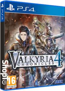 Valkyria Chronicles 4: Launch Edition (PS4/Xbox One) £19.85 Delivered @ Shopto