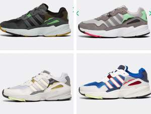 Adidas Originals Yung 96 trainers now £29.99 sizes 6 up to 12 @ Footasylum Free c&c