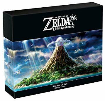 The Legend of Zelda Link's Awakening LE £69.99 Amazon UK