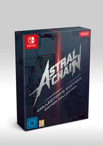 Astral Chain Limited Edition - Nintendo Switch - Amazon.co.uk - Prime £69.99 / Non Prime £72.98