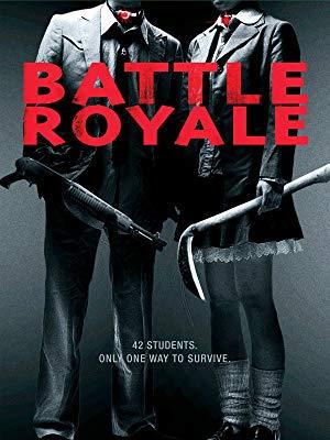 Battle Royale  Digital H/D @ Amazon £3.99