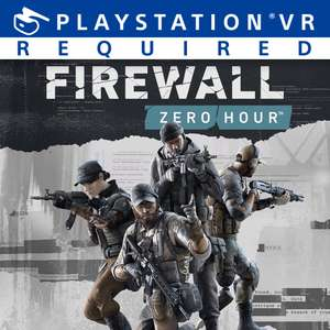 Firewall Zero Hour (PSVR/PS4) - Free Weekend + Double XP (June 28th-30th) - PS Plus Required at PSN