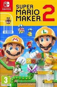 Play Super Mario Maker 2 EARLY @ CeX - get a copy for £38 in-store (no DLC) - order online for +£1.50 p&p + 24 months warranty included