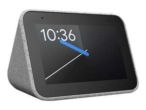 Lenovo Smart Clock with the Google Assistant - Grey was £79.98 now £59.98 delivered @ BT Shop