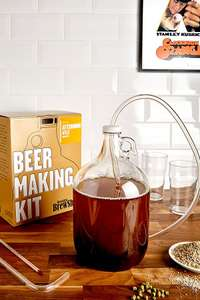 Brooklyn Brew Shop Wheat Beer Kit £20.00 @ Urban Outfitters