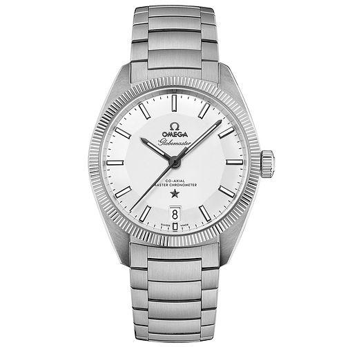Omega Constellation Globemaster Men's Bracelet Watch £4,400 @ Ernest Jones
