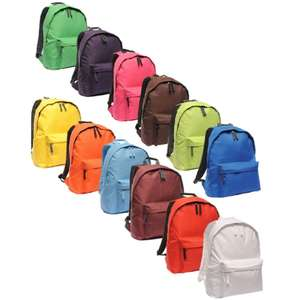 3 x Regatta Azusa 18 litre Backpacks - 10 colours to choose from £9.97 delivered @ eBay / bigdealoutdoors