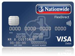 """Up to £450 (switch bonuses & interest) for you & a """"friend"""" for switching to Nationwide"""