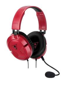 91b32152ea1 Turtle Beach Recon 50 Red Stereo Gaming Headset on Xbox One £19.99 @ Simply  Games