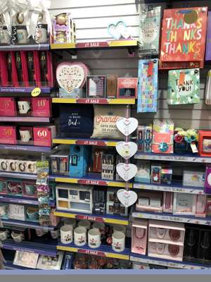 Pound sale Card Factory's Father's Day and Mother's Day end of stock
