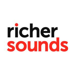 Richer sounds clearance sale starts 27th June