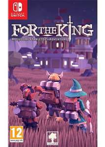 For the King Nintendo Switch  @ base £19.85
