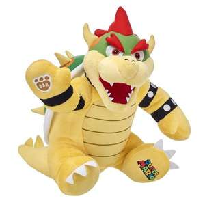 Bowser Stuffed Toy now £18.90 @ Build A Bear (was £27)