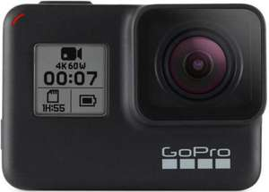 GoPro Hero7 Touchscreen Wi-Fi 12MP Waterproof Video Camera £255.20 Halfords Ebay with code or £268 with additional battery.