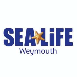 50% off up to 5 people for Sealife Weymouth