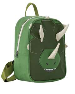 Dino backpack reduced to £3 Argos